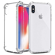 Phone Case Compatible with iPhone X iPhone Xs Cases Clear, Ultra Thin, Four Corners Thicken Shockproof, Scratch Resistance, Support Wireless Charging, Friendly TPU,