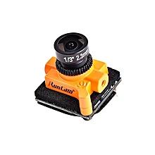 Runcam Micro Swift 3 4:3 600TVL CCD Mini FPV Camera 2.3mm M8 Lens PAL OSD Configuration [M8 FOV145° 2.3mm PAL]