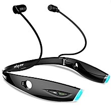 H1 Sweat Proof Sport Wireless Bluetooth Headphone - Black