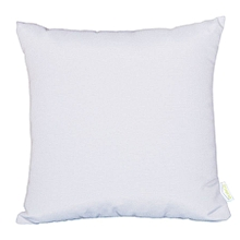 Outdoor Pillow - 45cm x 45cm - Grey/White