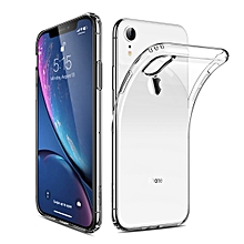ESR Essential Zero Series Ultra-thin Shockproof Soft TPU Case for iPhone XR(Transparent)