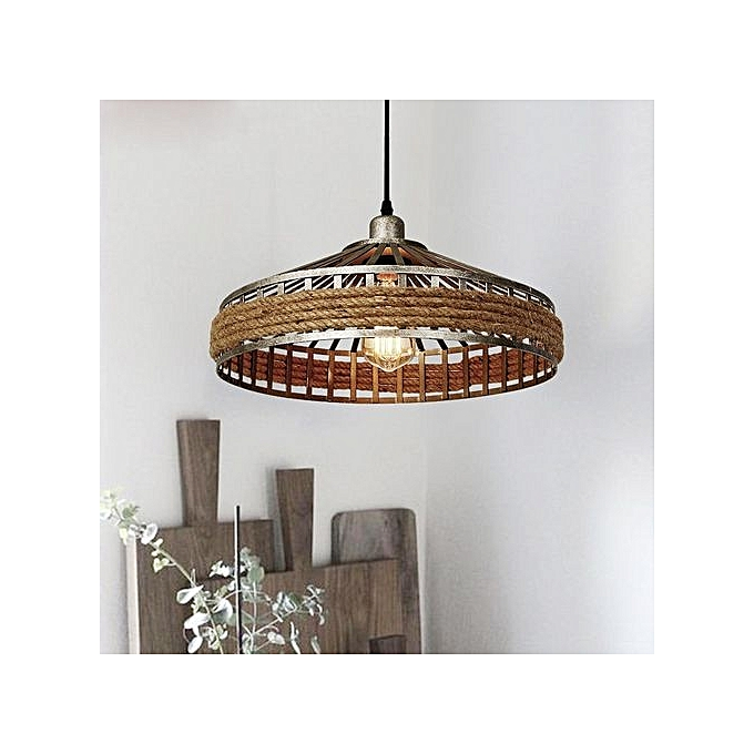 Buy Generic Retro Rope A Chandelier Grid A Chandelier