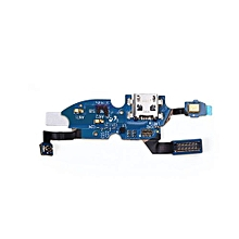 USB Charger Board Flex Cable Microphone For Samsung Galaxy S4 Mini - Black
