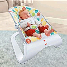Infant to Toddler Rocker/Comfort Curve Bouncers ( 0+ months) - Multicolour