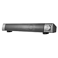 10W Wireless Bluetooth Soundbar Speaker System TV Home Theater Subwoofer Audio