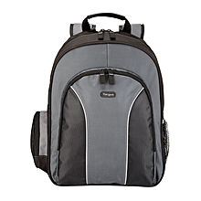"TSB023EU Essential 15.4-16"" Laptop Backpack - Black/Grey"