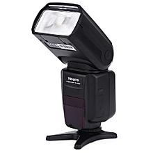 TR - 586EX N Wireless TTL Master Slave Camera Flash Speedlite for Nikon - Black