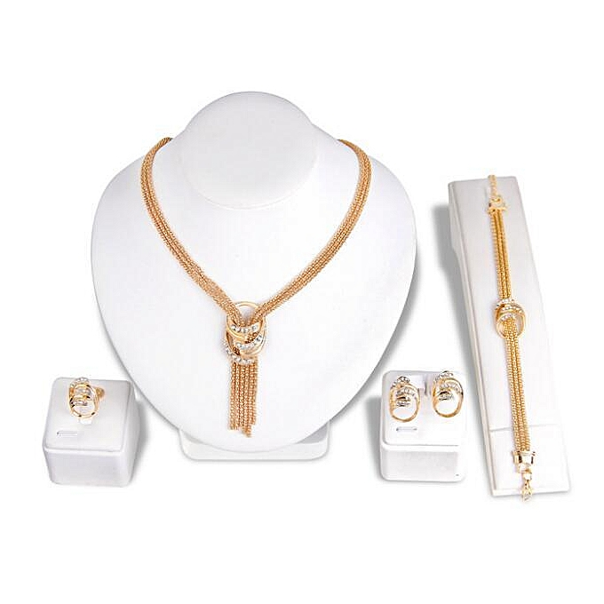 Jewelry Sets Four sets of bridal jewelry 1538