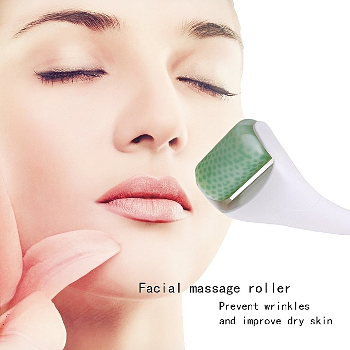Facial Ice Roller for Face Eye Puffiness Migraine Pain Relief Injury Roller