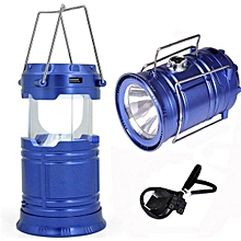 Rechargeable Portable Emergency lamp Solar Lights