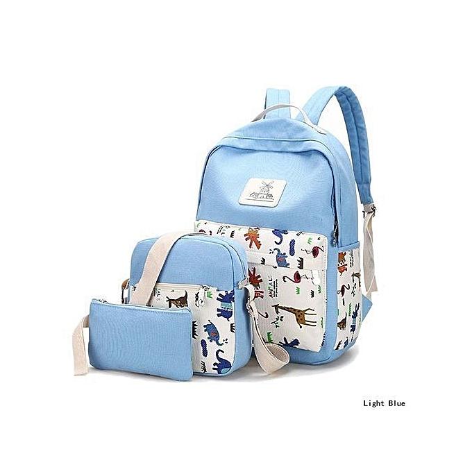 61510ce03bd7 Fashion Women Shoulder Bag Tote Handbag Crossbody Bag 3-pcs Sets