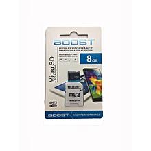 Memory card 8GB-BOOST