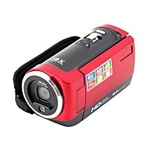 "New HD 16MP Image 720P Video 16 X Digital Zoom HD Digital Video Camera Camcorder 2.7"" Screen Lithium Battery LOOKFAR"