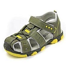 Kids open sport shoes