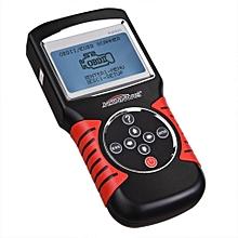 KW820 Car Scanner Tool EOBD OBD2 OBDII Diagnostic Code Reader Check Engine Scan LBQ