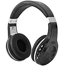 Bluedio H+ Bluetooth 4.1 Headphone Support TF Card Volume Control