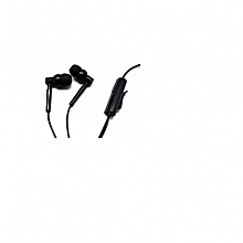 ZM-E100M - Zoook Wired Earphones with Mic - Black