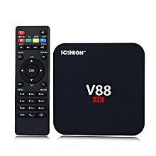 SCISHION V88 RK3229 4K Android 5.1 1G 8G WIFI LAN Dolby DTS Media Player TV Box Android Mini PC US