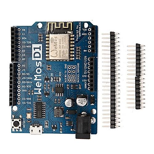 3Pcs WeMos® D1 R2 WiFi ESP8266 Development Board Compatible Arduino UNO  Program By Arduino IDE