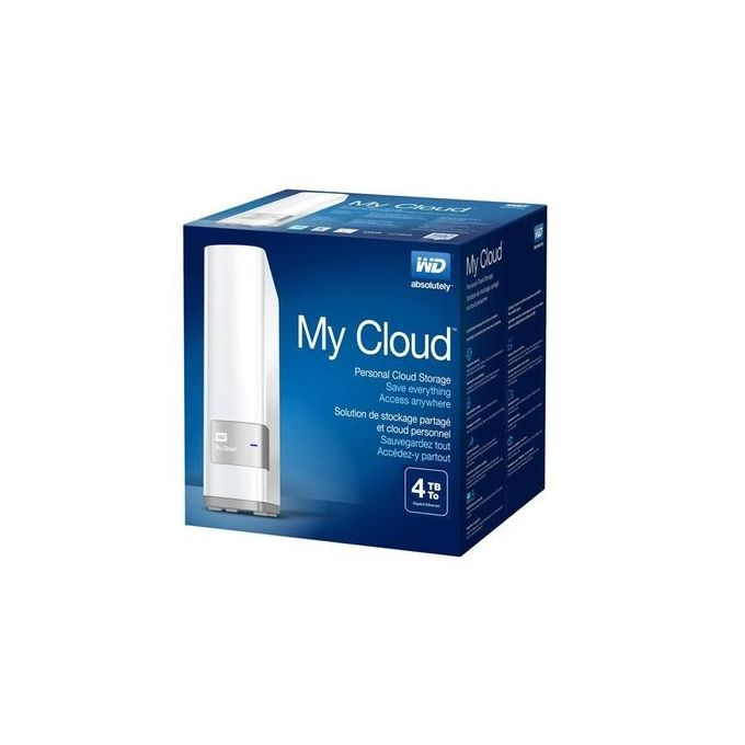 western digital my cloud 4tb personal cloud storage. Black Bedroom Furniture Sets. Home Design Ideas