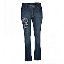 Light Blue Women's Denim Pants
