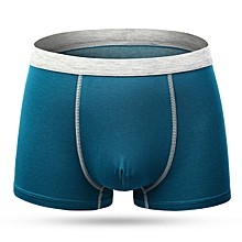 Soft Comfy U Convex  Breathable Boxer Briefs for Men