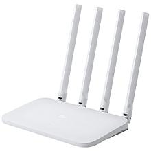Or-iginal Xiaomi Mi 4C Wireless Router 300Mbps / Four Antennas / 2.4GHz - WHITE