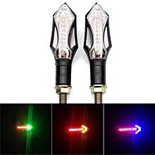 Motorcycle Turn Signal LED Brake Lights-