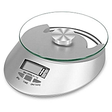 Digital Food Weighing Scale Multifunction Kitchen Scale with Large Back-lit LCD Display