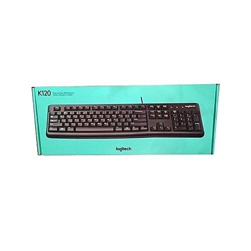 K120 Wired Keyboard