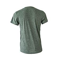 T/Shirt Ess 3s Tee- S17653ash Grey- M
