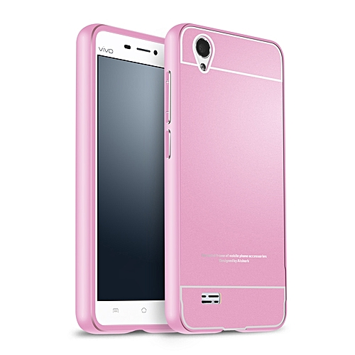 newest ad87c 068ff Metal Bumper+PC Back Cover Case For Vivo Y31