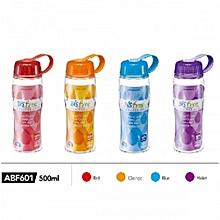 Aqua Water Bottle - Orange