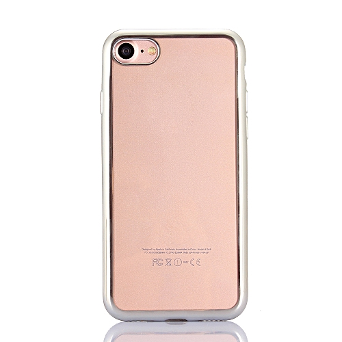 KKmoon Electroplating Protective TPU Cover Case Shell for 4 7 Inches iPhone  7 Eco-friendly Material Stylish Portable Ultrathin Anti-scratch Anti-dust