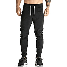 Generic Men Trousers Harem Sweatpants Slacks Casual Jogger Dance Sportwear Baggy A1