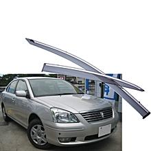 Car Windbreaker/ Window Visor 4pcs for Premio