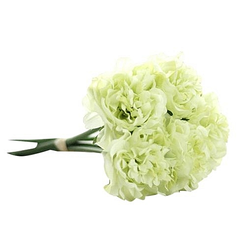 Buy Generic Artificial Silk Fake Flowers Peony Floral Wedding