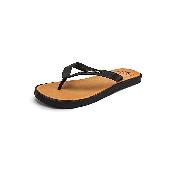 25a497bdaa6d Refined Super Large Size Men s EVA Soft Flip Flops Massage Waterproof Slip  Breathable Slippers beach slippers ...