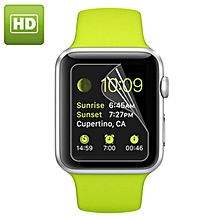 For Apple Watch Edition 38mm 38mm Dial Diameter HD Screen Protector (Taiwan Material)
