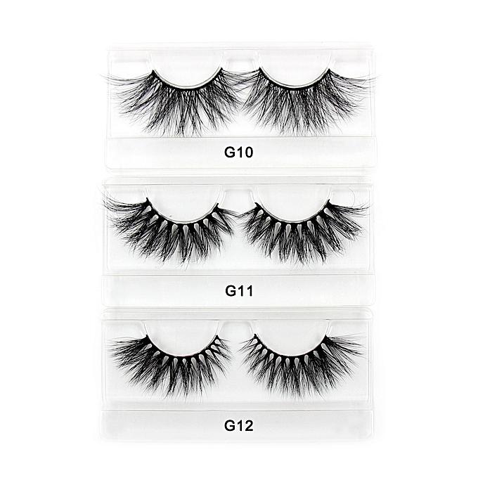 3d8ee1504df ... Eyelashes 3D Mink False EyeLuxury Large Criss-cross False Eyelashes  25mm Hand Made Fluffy Dramatic ...