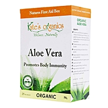 Aloe Vera Tea Bags - 50g