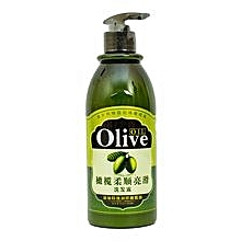 Olive Oil Hair Shampoo With Conditioner (2 in 1) - 400 ml