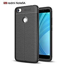 Phone Protective Case for Xiaomi Redmi Note 5A Cover 5.5inch Eco-friendly Stylish Portable Anti-scratch Anti-dust Durable