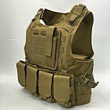 New Arrival Jungle Outfield Equips The Tactical Vest CS Vest Field Vest Multi-colored Vest-06