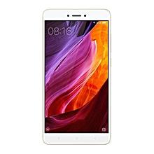 "Global Version Xiaomi Redmi 4X 4G Smartphone 5.0"" 13MP Camera Fingerprint ID-Golden"