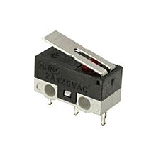 281835534354 5 X Ultra Mini Long Lever Actuator Microswitch SPDT Sub Miniature Micro Switch