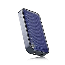 Mini Hi-Fi Bluetooth Speaker - Blue