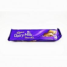 Dairy Milk Biscuits Chocolate 110 Grams