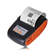 GOOJPRT 58MM Wireless Portable Bluetooth Thermal Receipt Printer Machine For Windows Android iOS EU PLUG