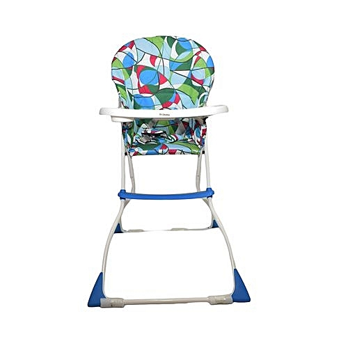 722f10970d65e Generic Blue baby feeding  high chair - Fold-away Baby High Chair ...